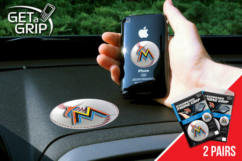 Miami Marlins Get a Grip 2 Pack Set