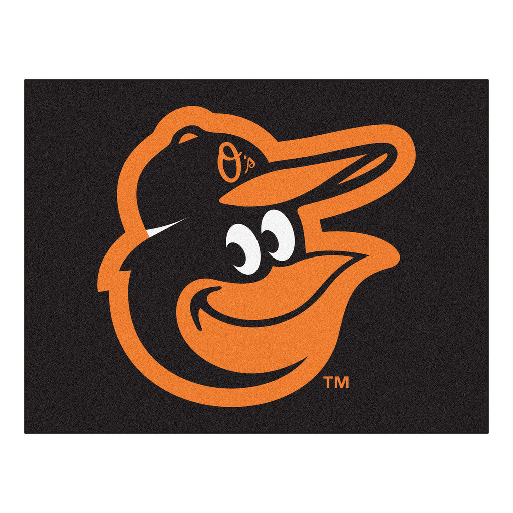 Baltimore Orioles All Star Mat