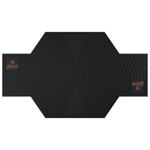 Houston Astros Motorcycle Mat