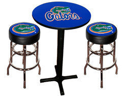 Florida Gators Varsity Pub Table & Bar Stool Set