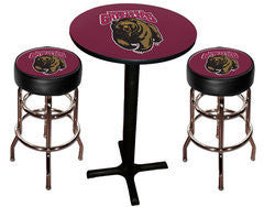 Montana Grizzlies Varsity Pub Table & Bar Stool Set