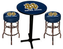 Notre Dame Fighting Irish Varsity Pub Table & Bar Stool Set