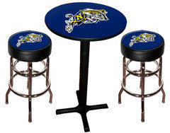 Navy Midshipmen Varsity Pub Table & Bar Stool Set
