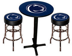 Penn State Nittany Lions Varsity Pub Table & Bar Stool Set