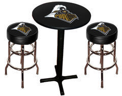 Purdue Boilermakers Varsity Pub Table & Bar Stool Set