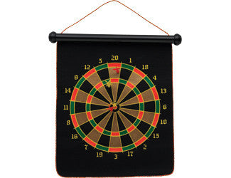 Double Sided Magnetic Dartboard
