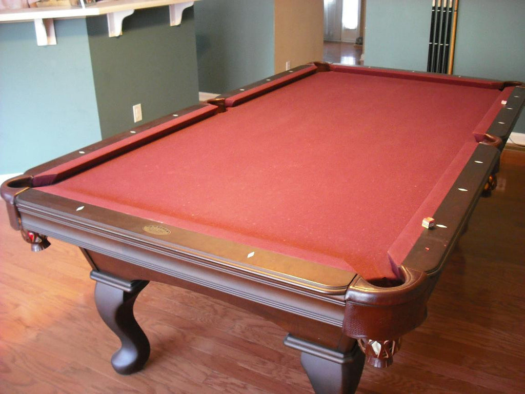 Used 8' Olhausen Pool Table