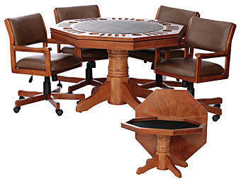 2 1/2 in 1 Poker Table Set