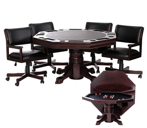 3 in 1 Poker Table Set