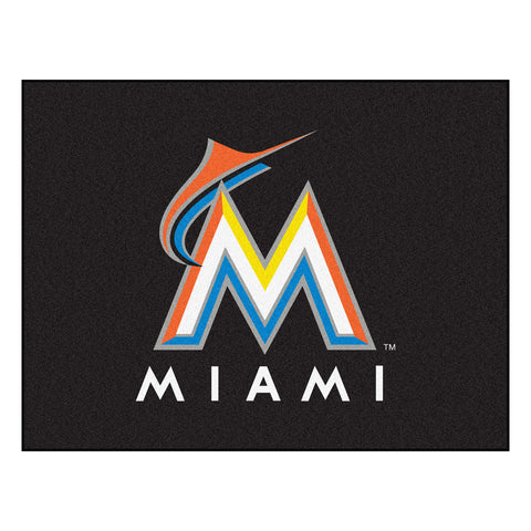 Miami Marlins All Star Mat