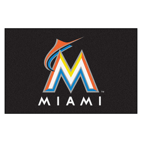 Miami Marlins Starter Mat