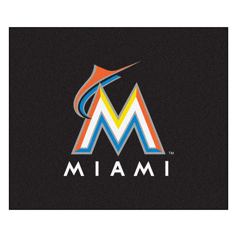 Miami Marlins Tailgater Mat