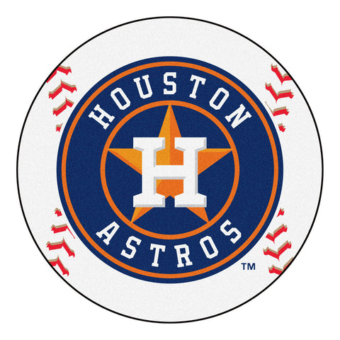 Houston Astros Baseball Mat
