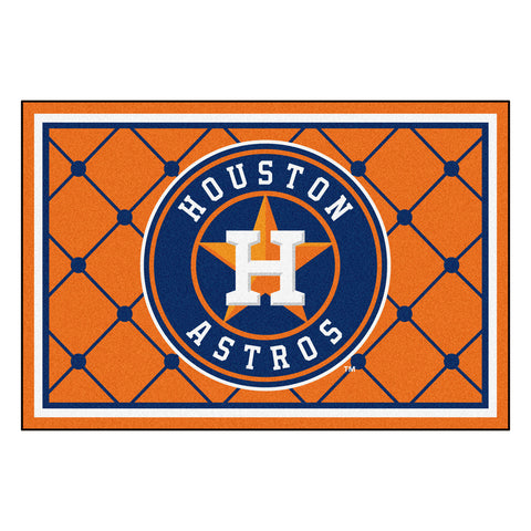 Houston Astros 5x8 Rug