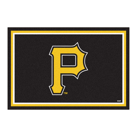 Pittsburgh Pirates 5x8 Rug