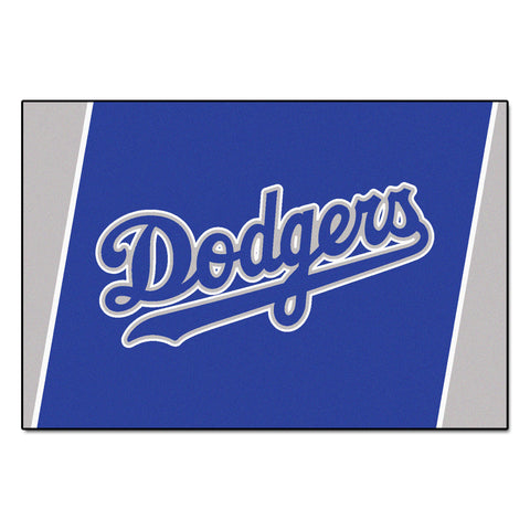 Los Angeles Dodgers 5x8 Rug