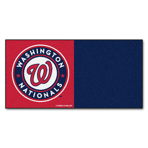Washington Nationals Team Carpet Tiles