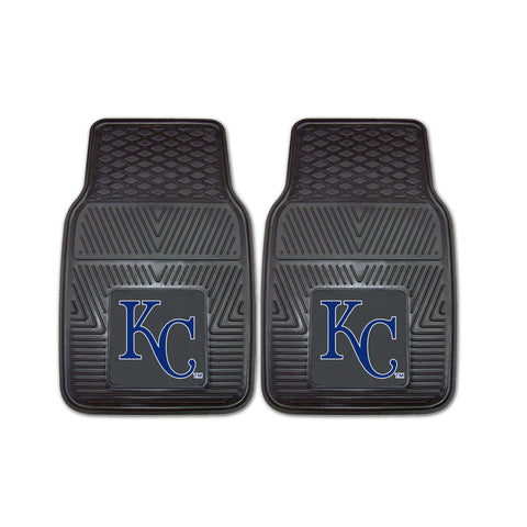 Kansas City Royals 2-pc Vinyl Car Mat Set