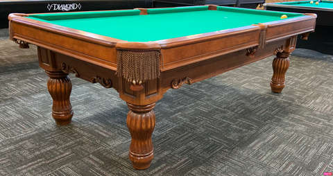 (SOLD) Used 8' Brunswick Dominion Pool Table