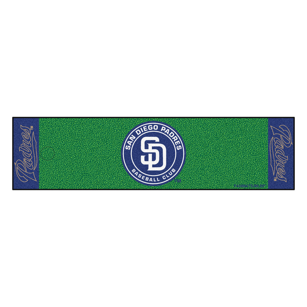 San Diego Padres Putting Green Mat