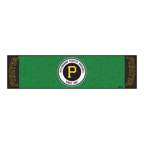 Pittsburgh Pirates Putting Green Mat