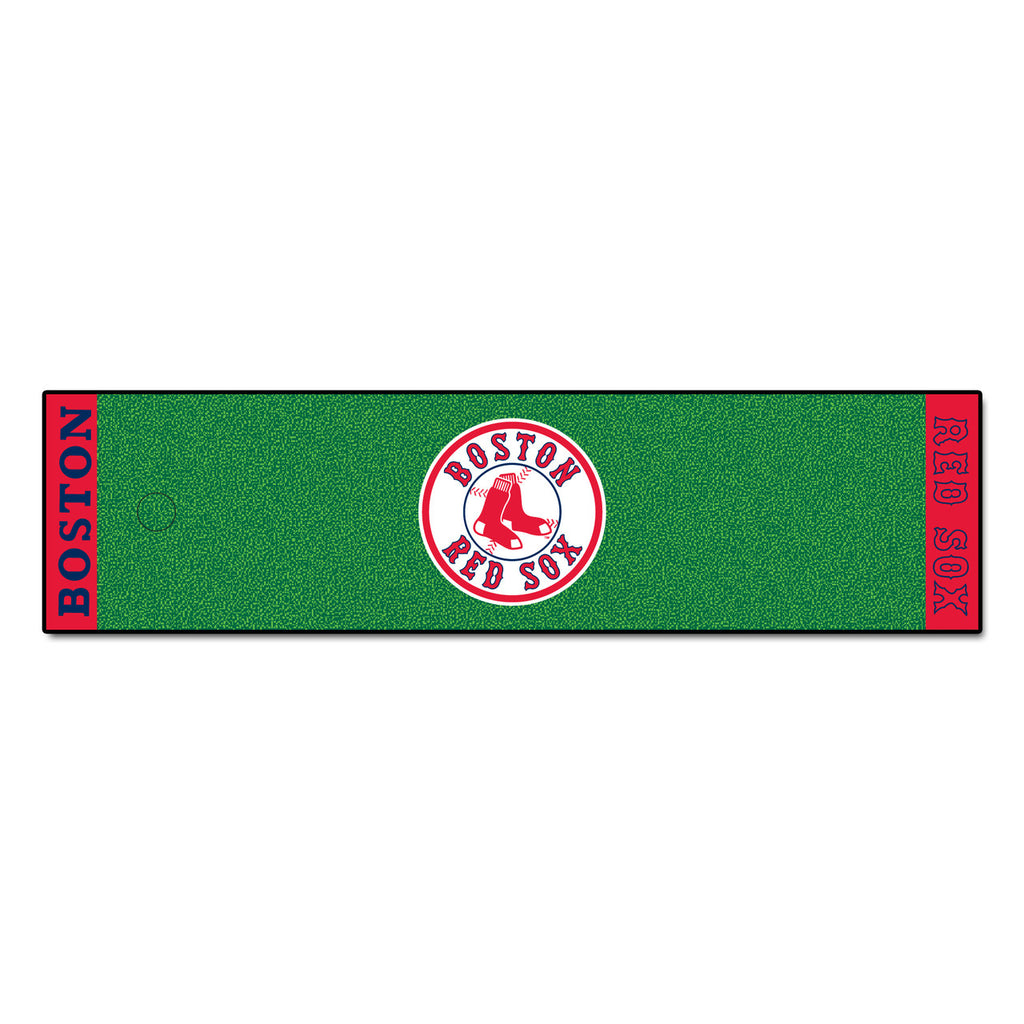 Boston Red Sox Putting Green Mat