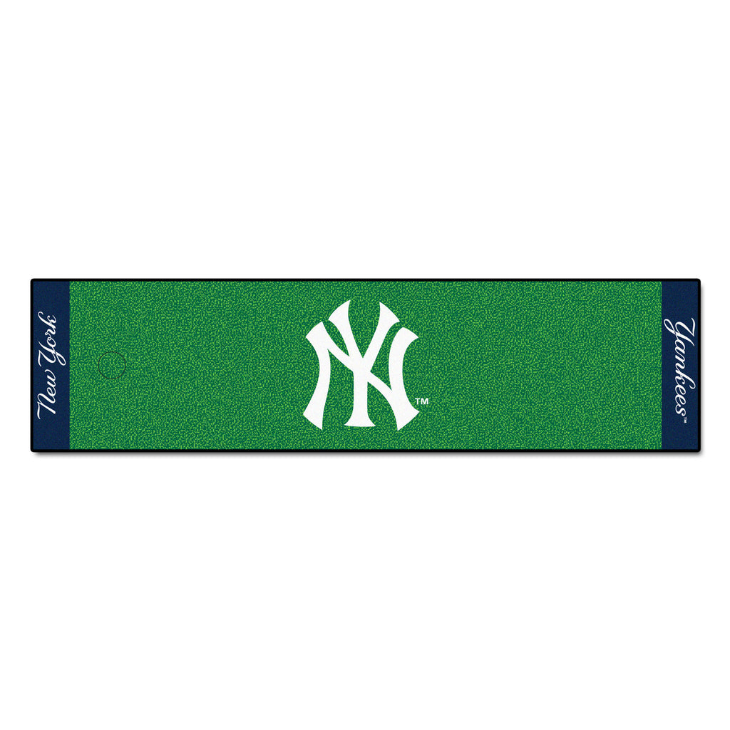 New York Yankees Putting Green Mat