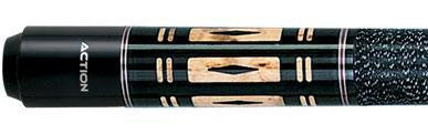 Action Exotics 47 Custom Pool Cue
