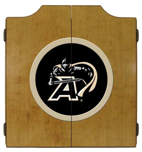 Army Black Knights Dartboard Cabinet