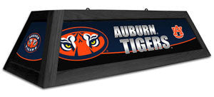 "Auburn Tigers 42"" Pool Table Light"