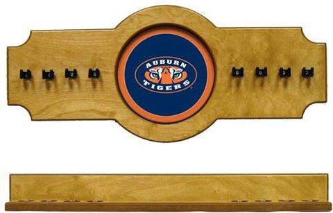 Auburn Tigers 2-Piece Hanging Cue Rack