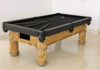 All Weather Caribbean Outdoor Pool Table - coolpooltables.com