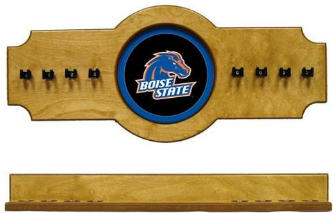 Boise State Broncos 2-Piece Hanging Cue Rack