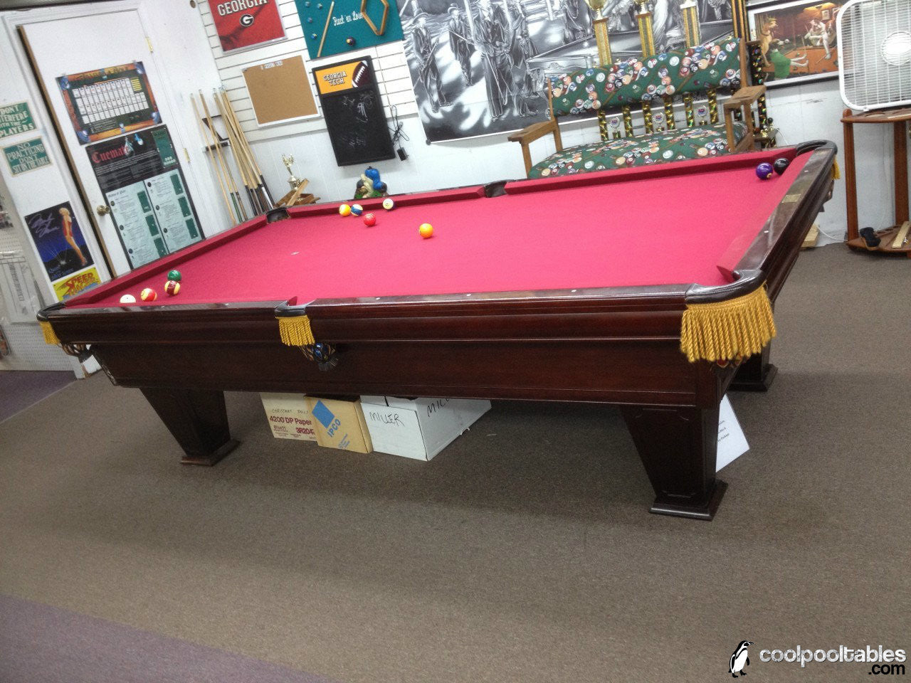 tables legacy barstools img used pool and billiards gallery table