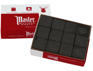 Black Master Chalk - 12 ct.