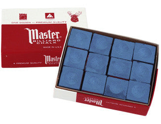 Blue Master Chalk - 12 ct.