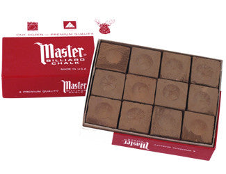 Brown Master Chalk - 12 ct.