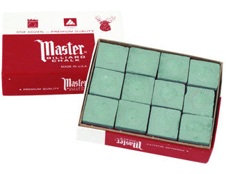Green Master Chalk - 12 ct.