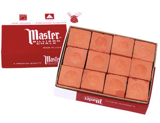 Rust Master Chalk - 12 ct.