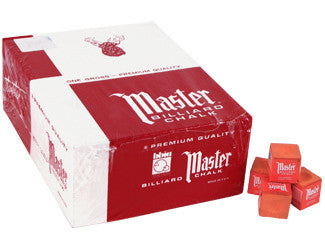 Red Master Chalk - 144 ct.