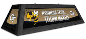 "Georgia Tech Yellow Jackets 42"" Pool Table Light"