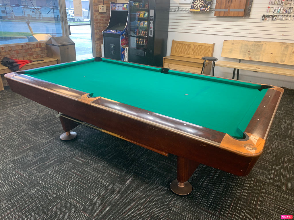 Used 8 Brunswick Pool Table At Everything Billiards Greensboro >> Used Pool Tables In Atlanta Ga Certified Atlanta Used Pool Tables