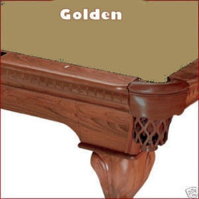 7' Proline Classic 303 Pool Table Felt - Golden