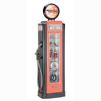 Harley-Davidson¨ Super Premium Gas Pump Display Case