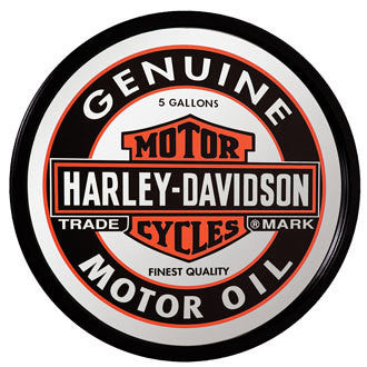Harley-Davidson¨ Oil Can Mirror