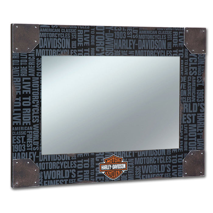 Harley-Davidson¨ Repeat Mirror