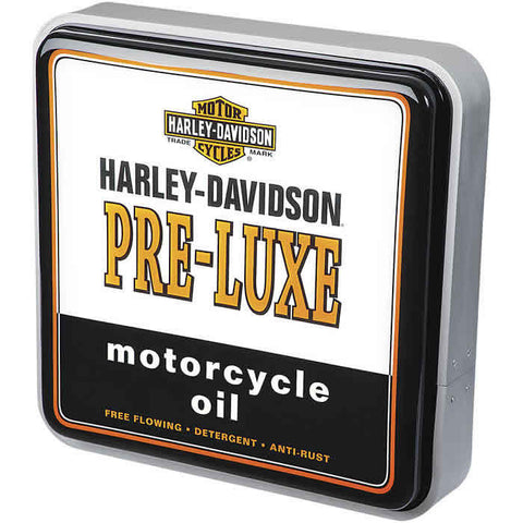 Harley-Davidson¨ Pre-Luxe Oil Can Square Pub Light