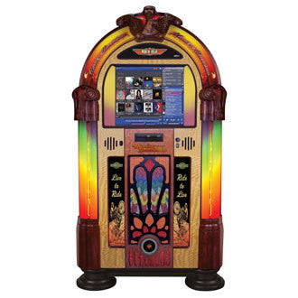Harley-Davidson¨ Nostalgic Jukebox Music Center