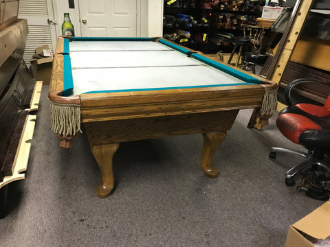Used 8' ABC Pool Table