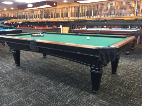 Used 9' AMF / ProLine pool table